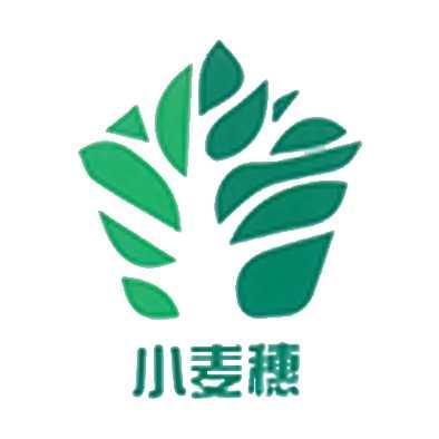 小麦穗成长中心logo