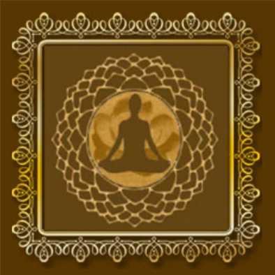 瑜音伽舞logo