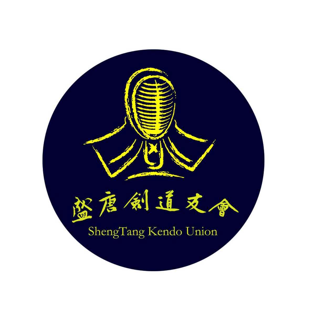 盛唐剑道友会logo