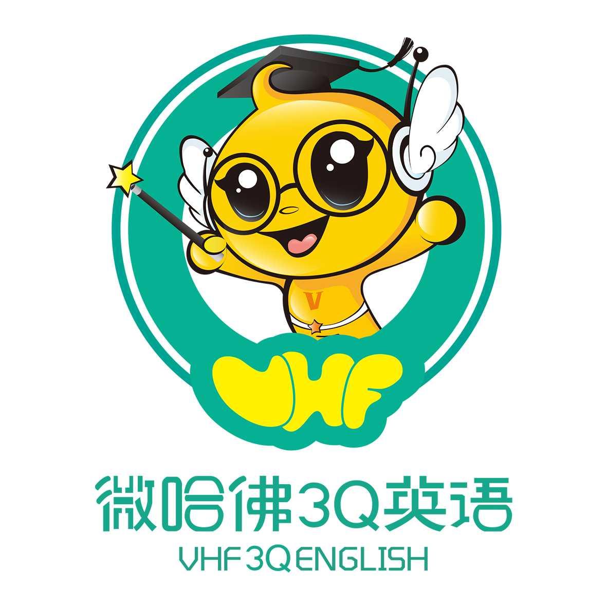 微哈佛3Q英语logo