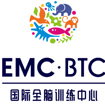 EMC国际全脑训练中心logo