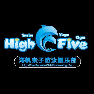 海帆亲子游泳俱乐部logo