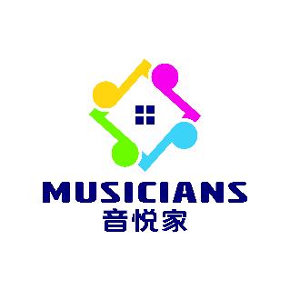 音悦家现代音乐教育中心(北郡店)logo