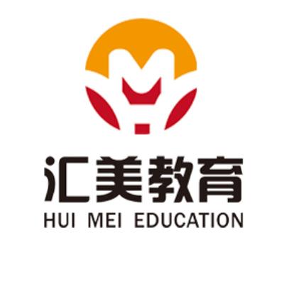 汇美教育西三庄分校logo