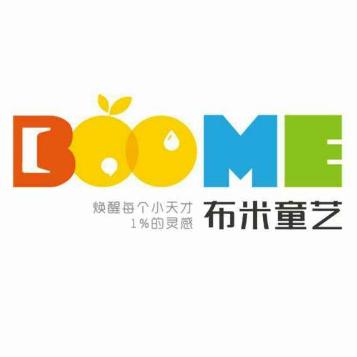 布米童艺艺术学校logo