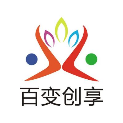 百变创享logo