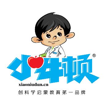 小牛顿科学馆logo