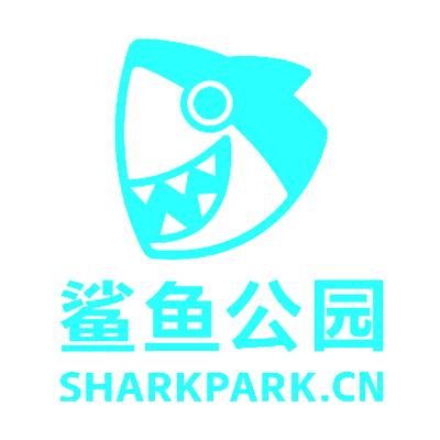鲨鱼公园怀特店logo