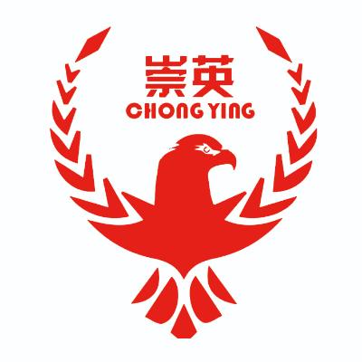 崇英国际(万达总校区)logo