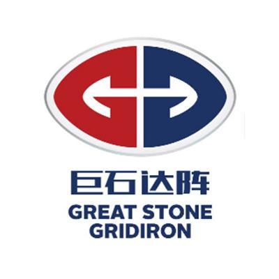 巨石达阵青少年美式橄榄球学院(大马店)logo
