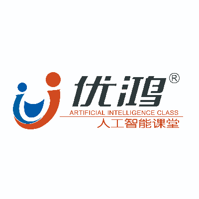 优鸿人工智能课堂logo