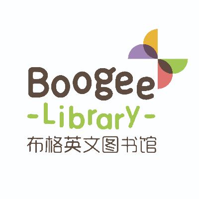 布格英文图书馆logo