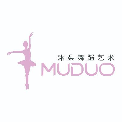 沐朵舞蹈艺术logo